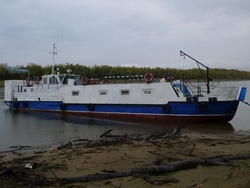 Рыболовная база Игрим - ХМАО - плавбаза Наталена