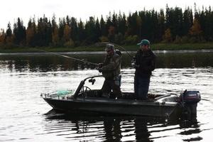 Рыболовная база Игрим - рыбалка на Северной Сосьве