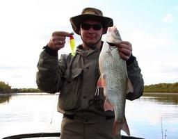 Язь - Трофеи - Рыболовная база Игрим - Северная Сосьва